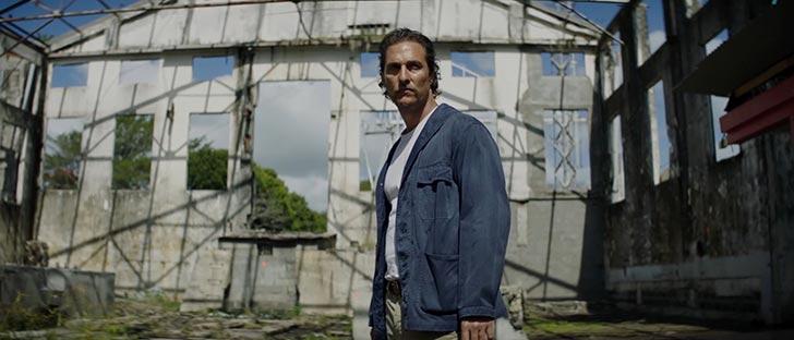 Pirms vētras - Matthew McConaughey , Djimon Hounsou