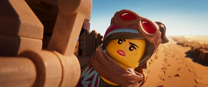 Lego filma 2 - Nick Offerman , Charlie Day