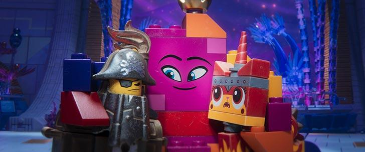Lego filma 2 - Brooklynn Prince , Channing Tatum