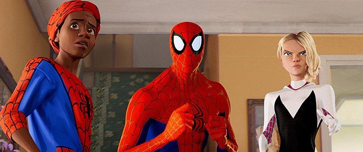 Zirnekļcilvēks: Ceļojums Zirnekļpasaulē - Nicolas Cage , Kathryn Hahn