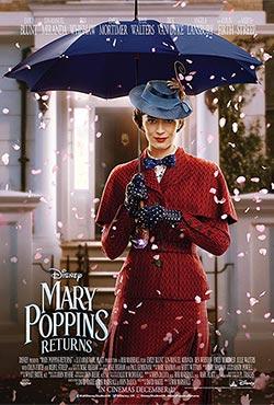 Mērija Popinsa atgriežas - Rob Marshall