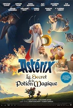 Asteriks: Brīnumdziras noslēpums - Alexandre Astier;Louis Clichy