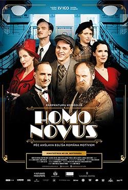 Homo Novus - Anna Viduleja