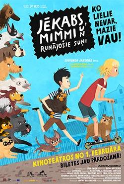 Jēkabs, Mimmi un runājošie suņi - Edmunds Jansons
