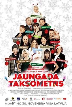 Jaungada taksometrs - Maris Martinsons