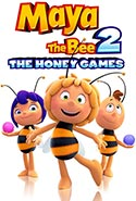 Maya the Bee: The Honey Games, Noel Cleary, Sergio Delfino, Alexs Stadermann