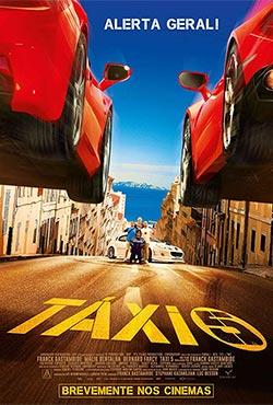 Taksis 5 - Franck Gastambide