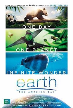 Zeme: viena brīnišķīga diena - Richard Dale;Lixin Fan;Peter Webber