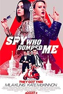 The Spy Who Dumped Me, Susanna Fogel