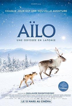 Mazā ziemeļbrieža Ailo lielais ceļojums - Guillaume Maidatchevsky