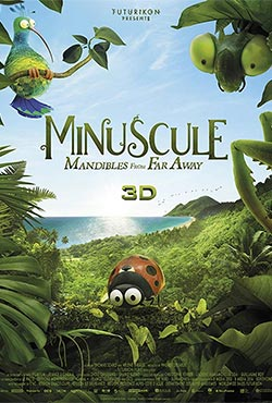 Minuscule - Mandibles from Far Away - Hélène Giraud;Thomas Szabo