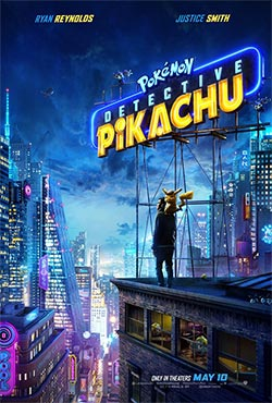 Pokemon Detective Pikachu - Rob Letterman