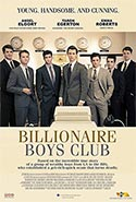 Billionaire Boys Club, James Cox
