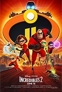 Incredibles 2, Brad Bird