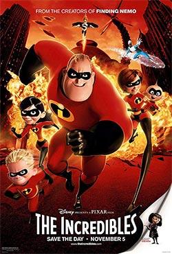 Суперсемейка - Brad Bird