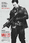 Mile 22, Peter Berg