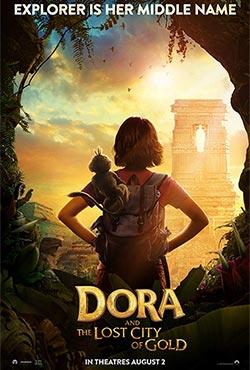 Dora un zudusī Zelta pilsēta - James Bobin