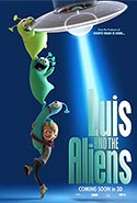 Luis and the Aliens, Christoph Lauenstein, Wolfgang Lauenstein, Sean Mc