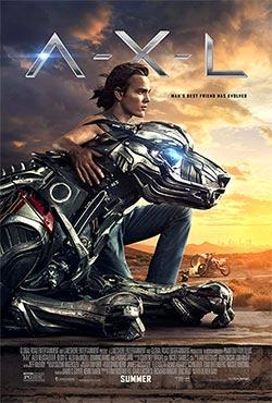 A-X-L: Robotsuns - Oliver Daly