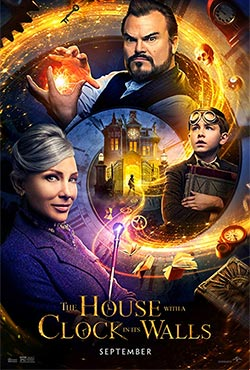 The House with a Clock in Its Walls - Eli Roth