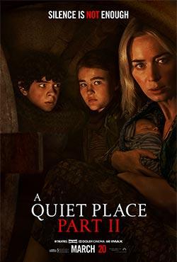 A Quiet Place Part II - John Krasinski