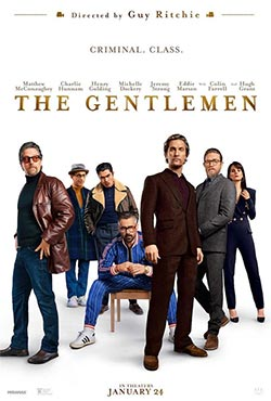 Džentlmeņi - Guy Ritchie