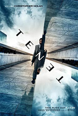 Tenet - Christopher Nolan