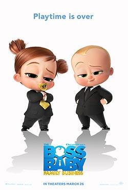 Bēbis boss: Ģimenes bizness - Tom McGrath